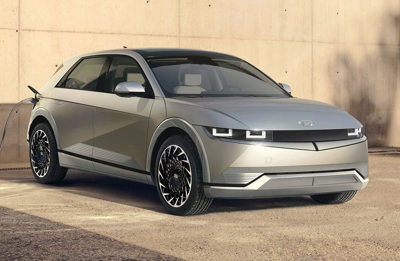Ioniq 5, el nuevo eléctrico de Hyundai