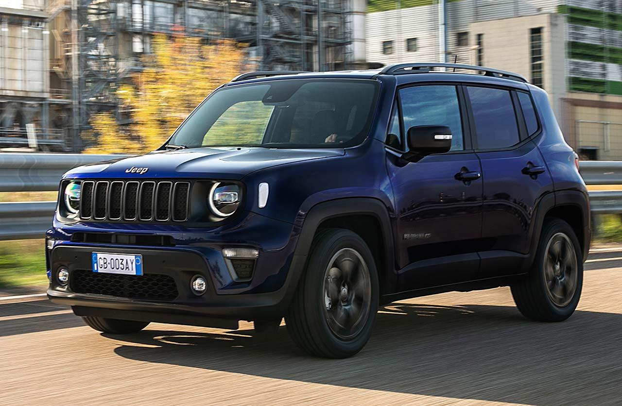 Jeep Renegade: motor turbo y más cambios