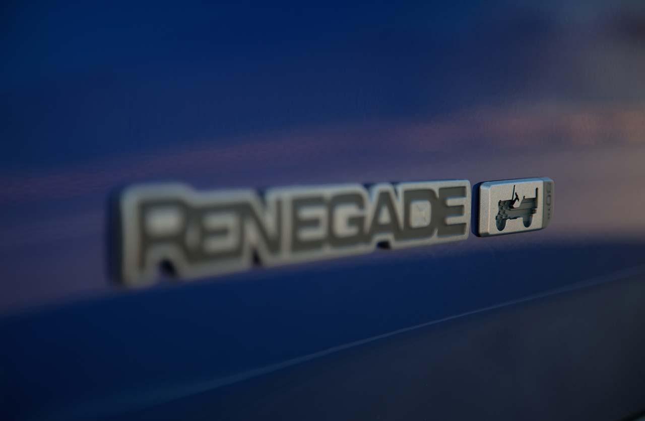 Jeep Renegade 80 Aniversario