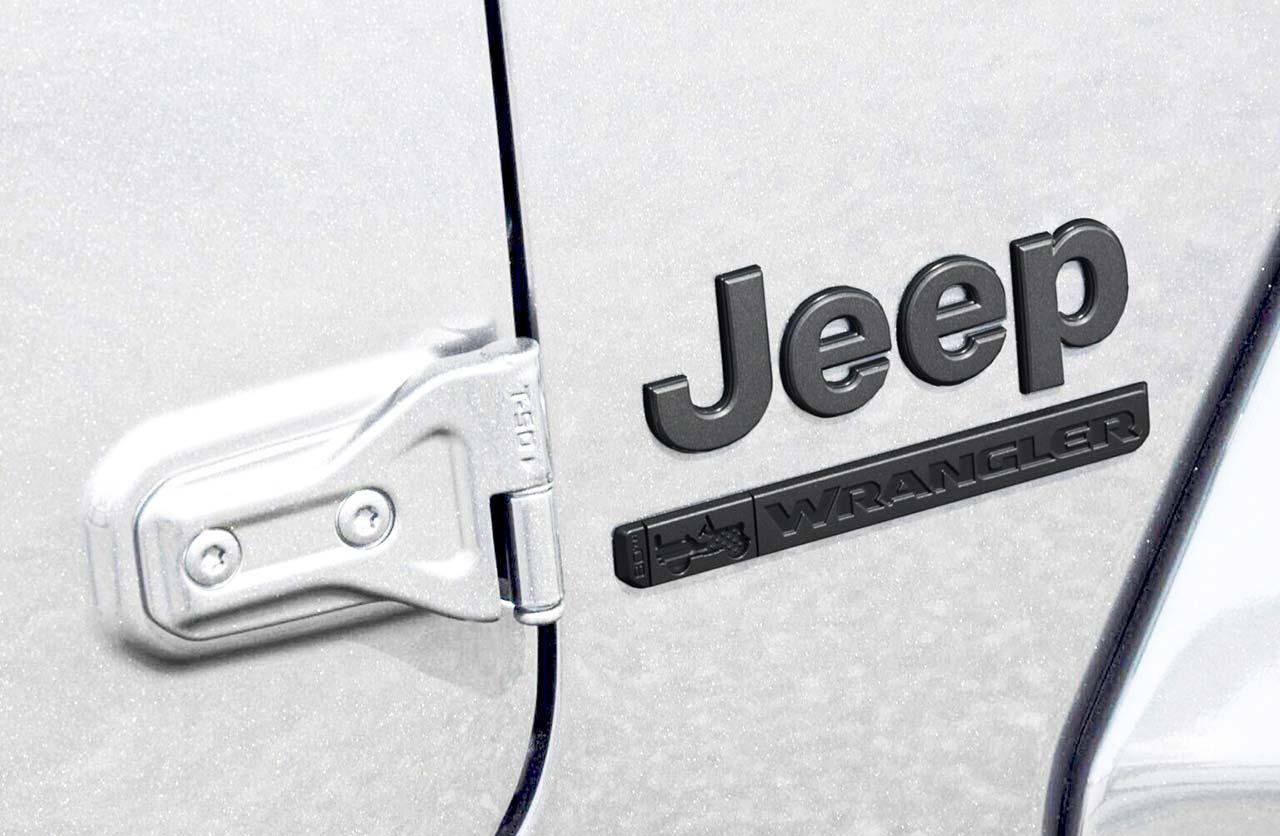 Jeep Wrangler 80 Aniversario