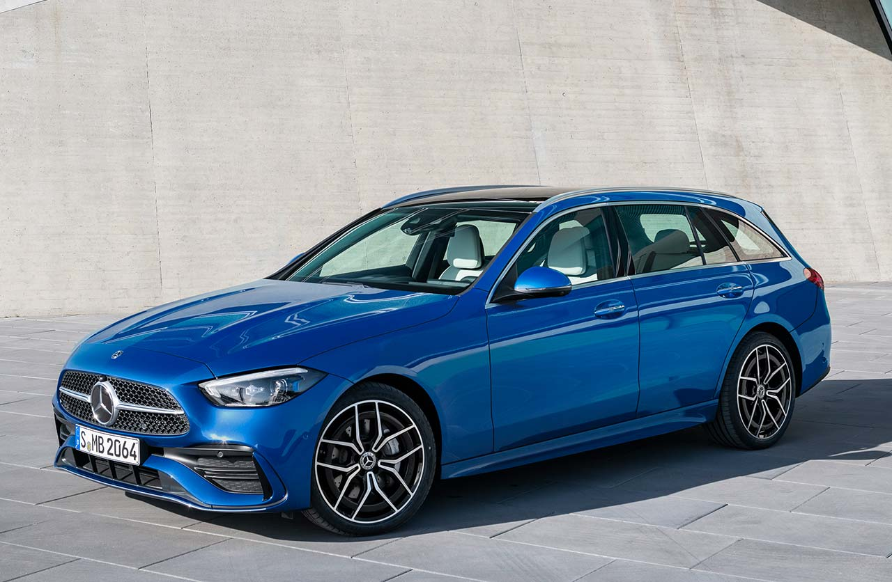 Nuevo Mercedes-Benz Clase C Estate familiar 2022