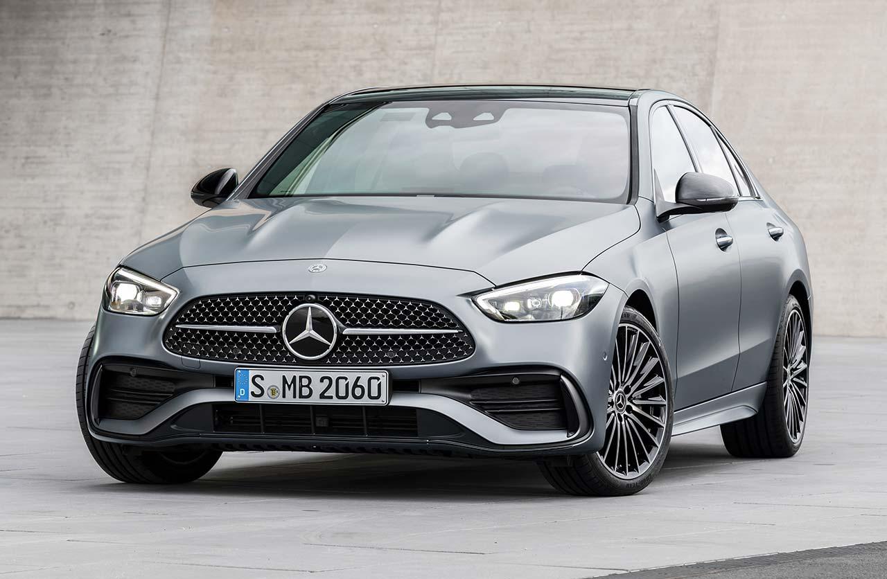 Así es el nuevo Mercedes-Benz Clase C