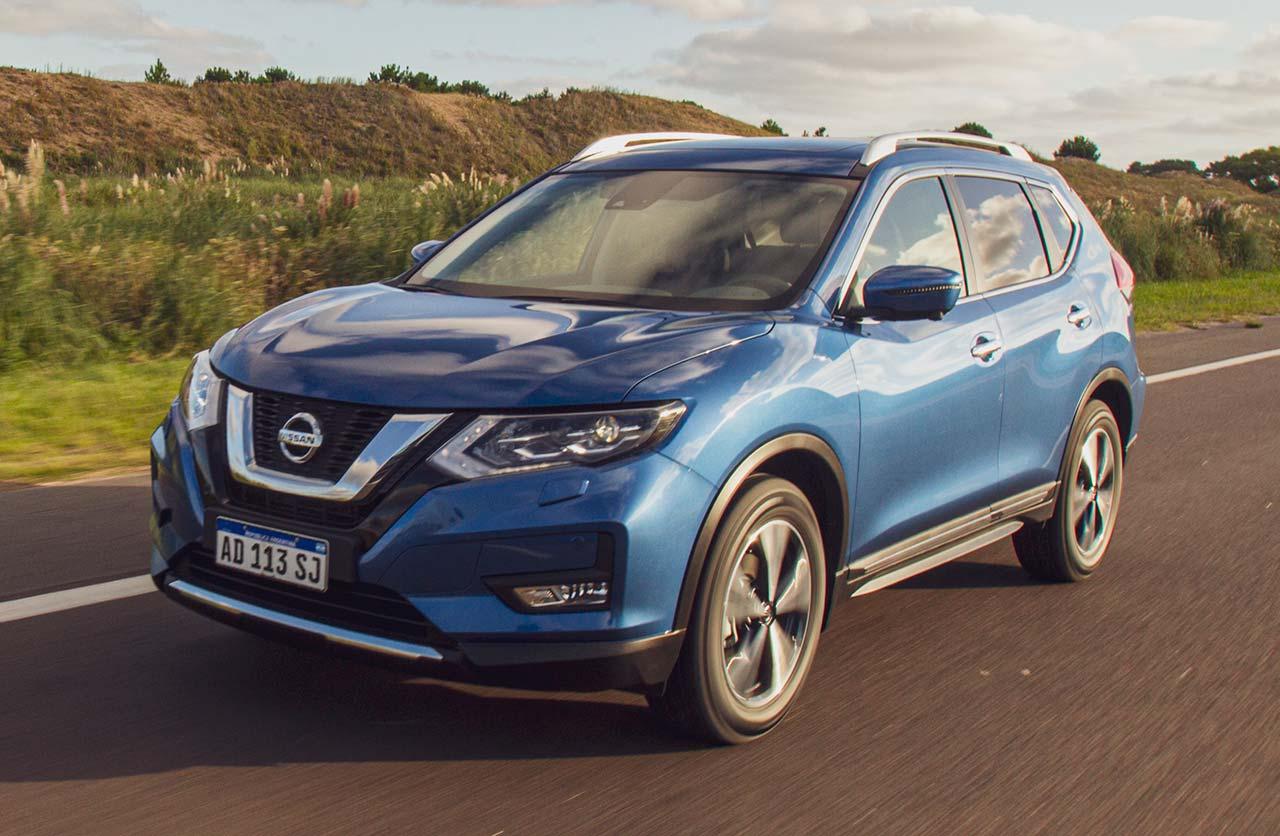 Nissan X-Trail 2021 Argentina