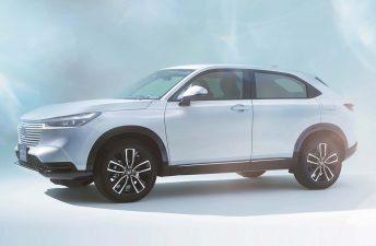 Hay una nueva Honda HR-V