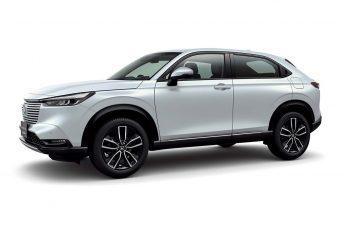 Más cerca: Honda registró la nueva HR-V en la región