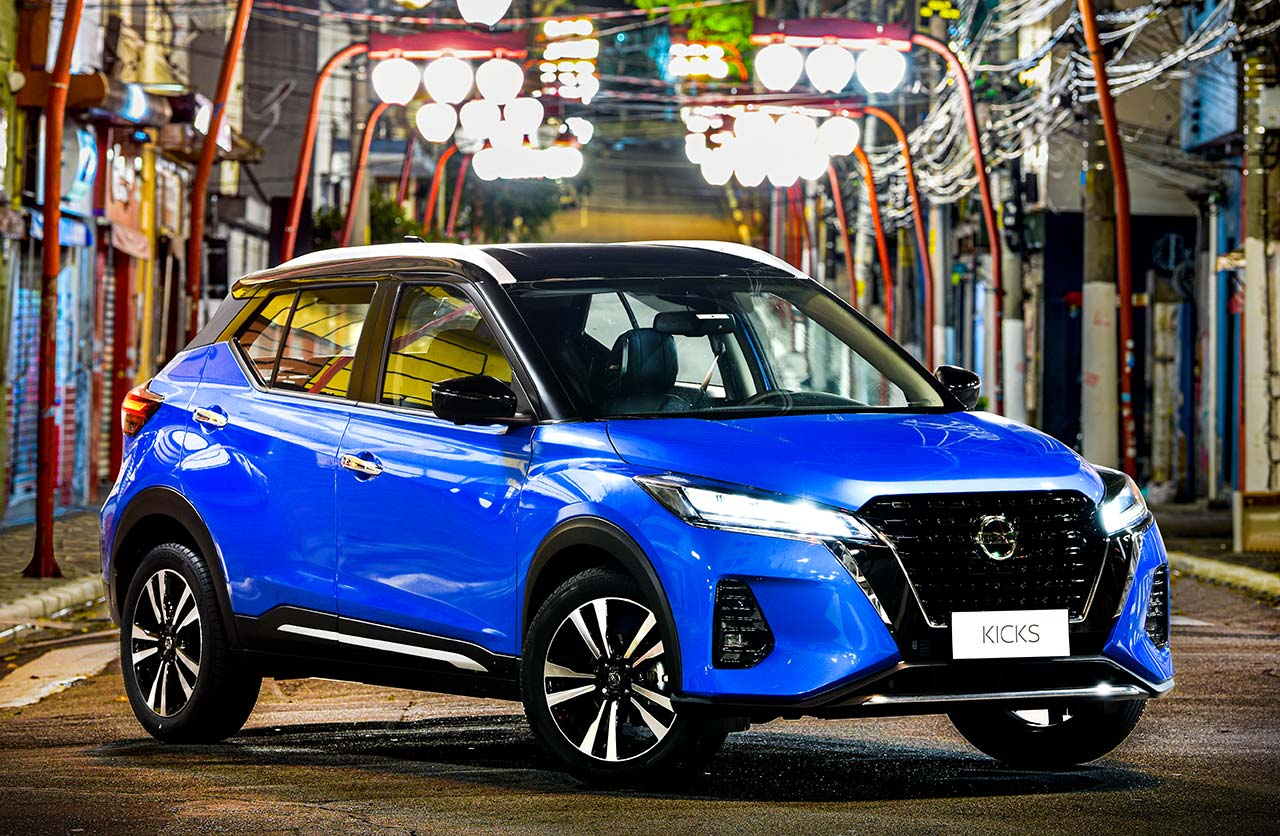 Nissan lanzó el renovado Kicks en Argentina