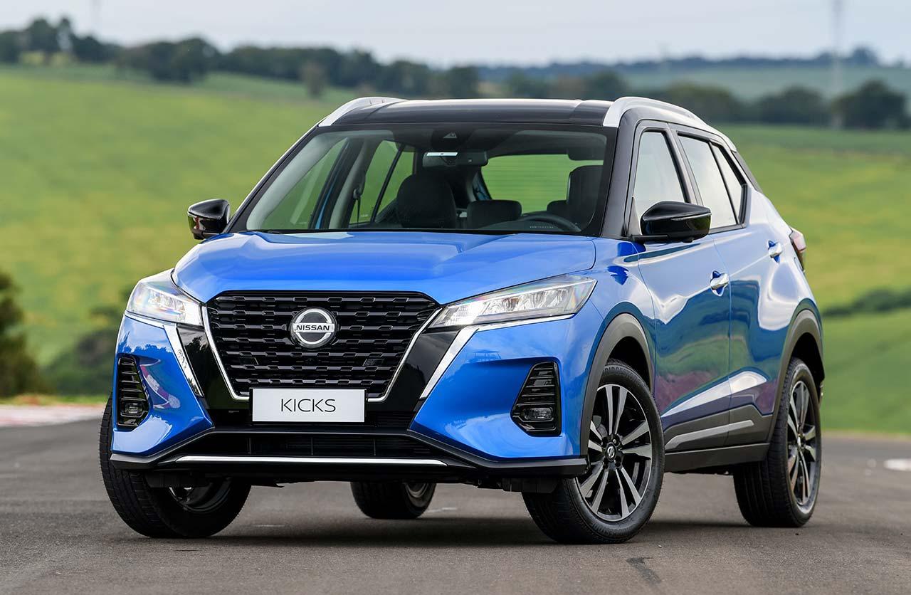 Nissan presentó el nuevo Kicks regional