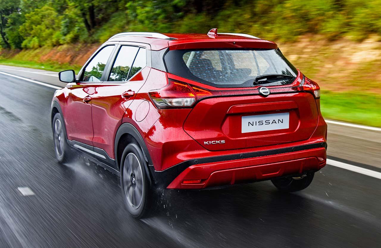 Nuevo Nissan Kicks 2022
