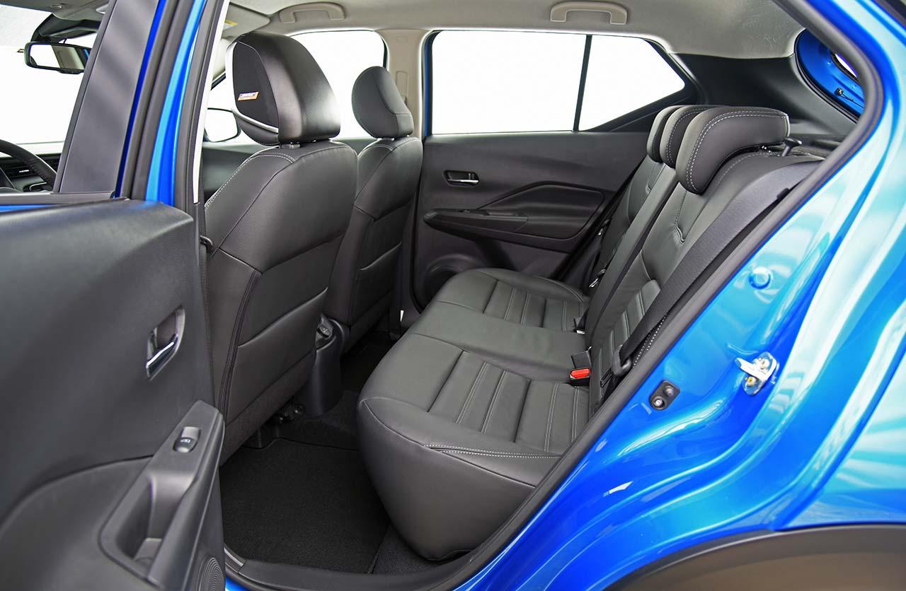 Interior Nuevo Nissan Kicks 2022