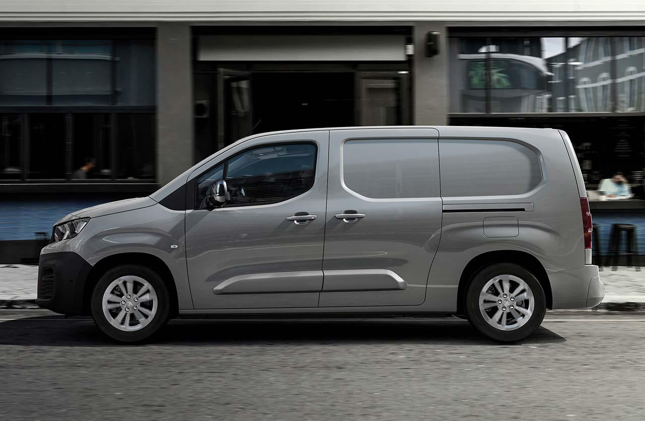 Peugeot ePartner eléctrica