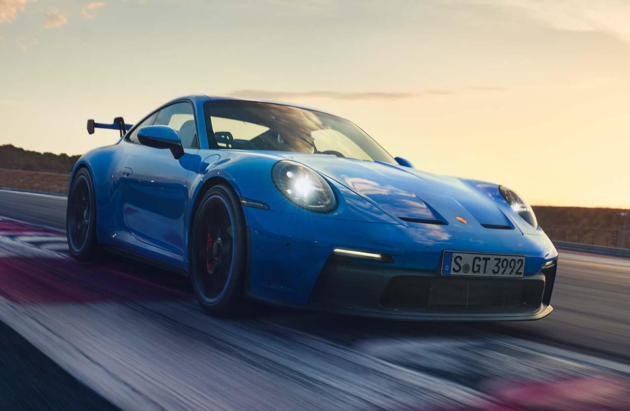 Nuevo Porsche 911 GT3: basado en la competición