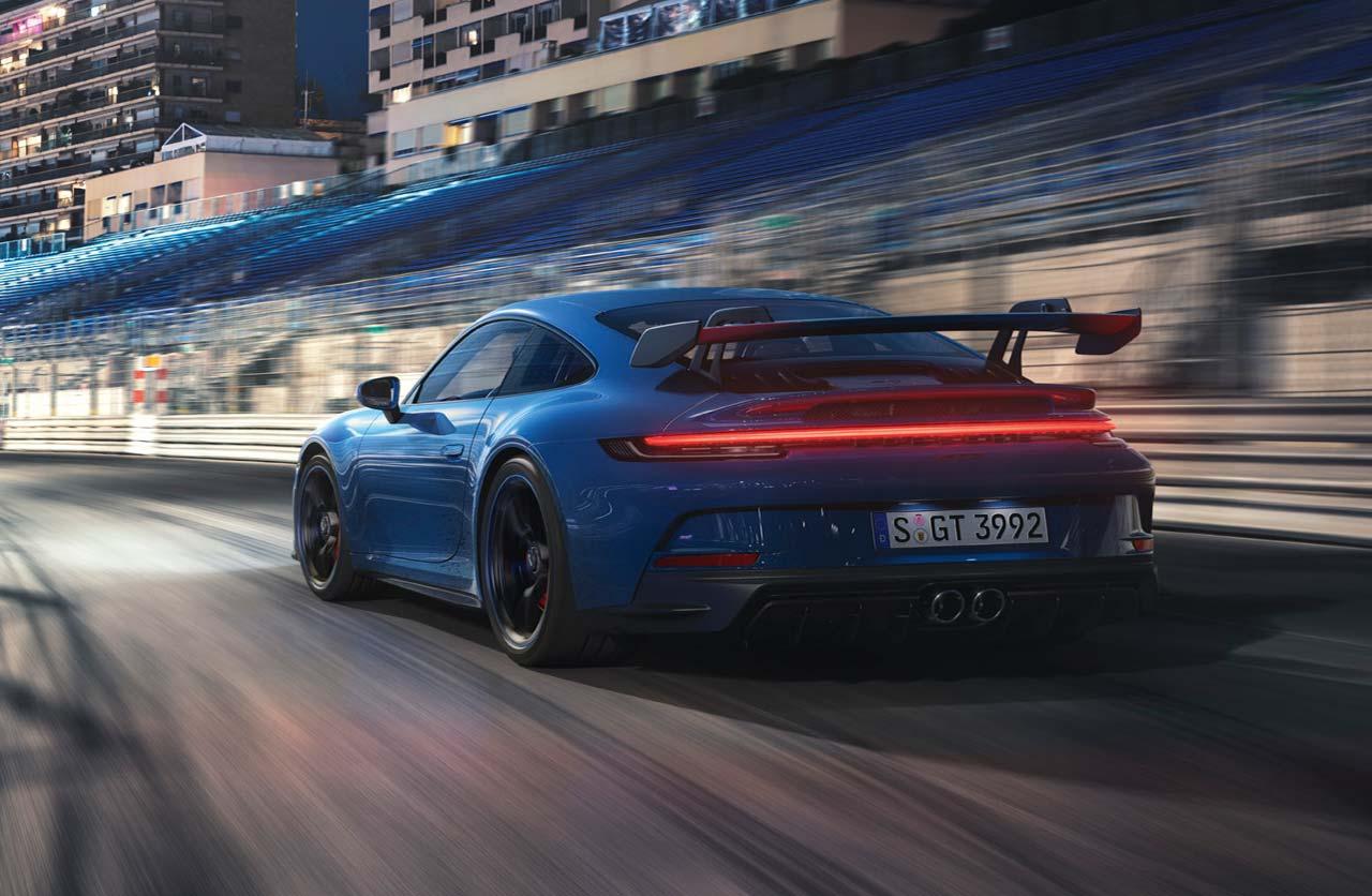 Nuevo Porsche 911 GT3 992