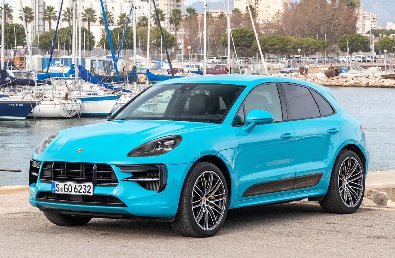 Porsche lanzó el Macan 2021