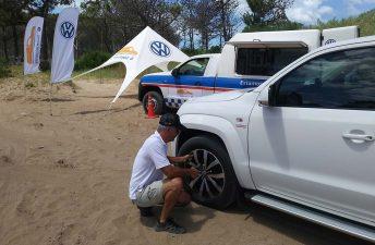 Verano 2021: el Servicio Móvil de Volkswagen se muda a la costa