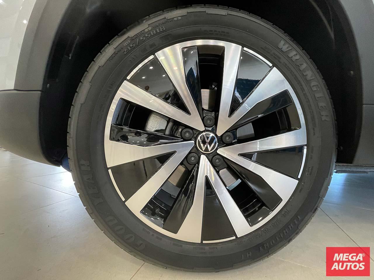 Llantas Volkswagen Taos - neumáticos 215/55 R18