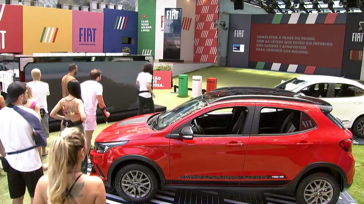 Nuevo SUV Fiat 363 Argo