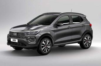 Fiat anticipa su nuevo SUV regional