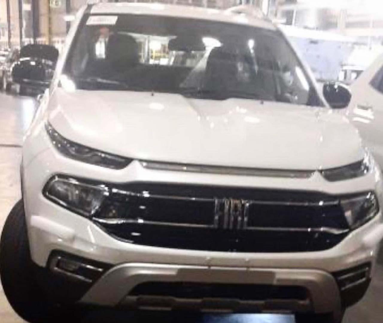 Nueva Fiat Toro