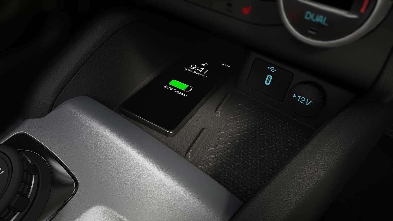 Cargador celular Ford Bronco Sport