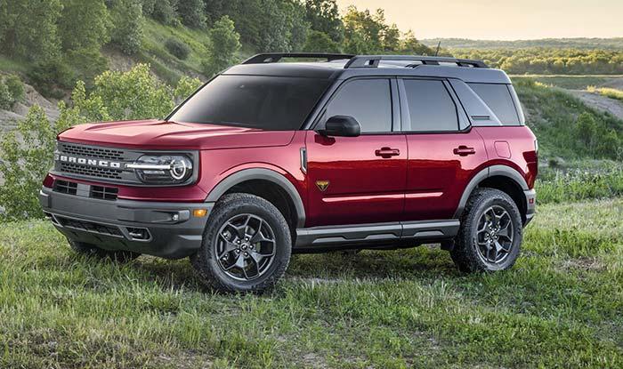 Ford Bronco Sport: comienza la preventa