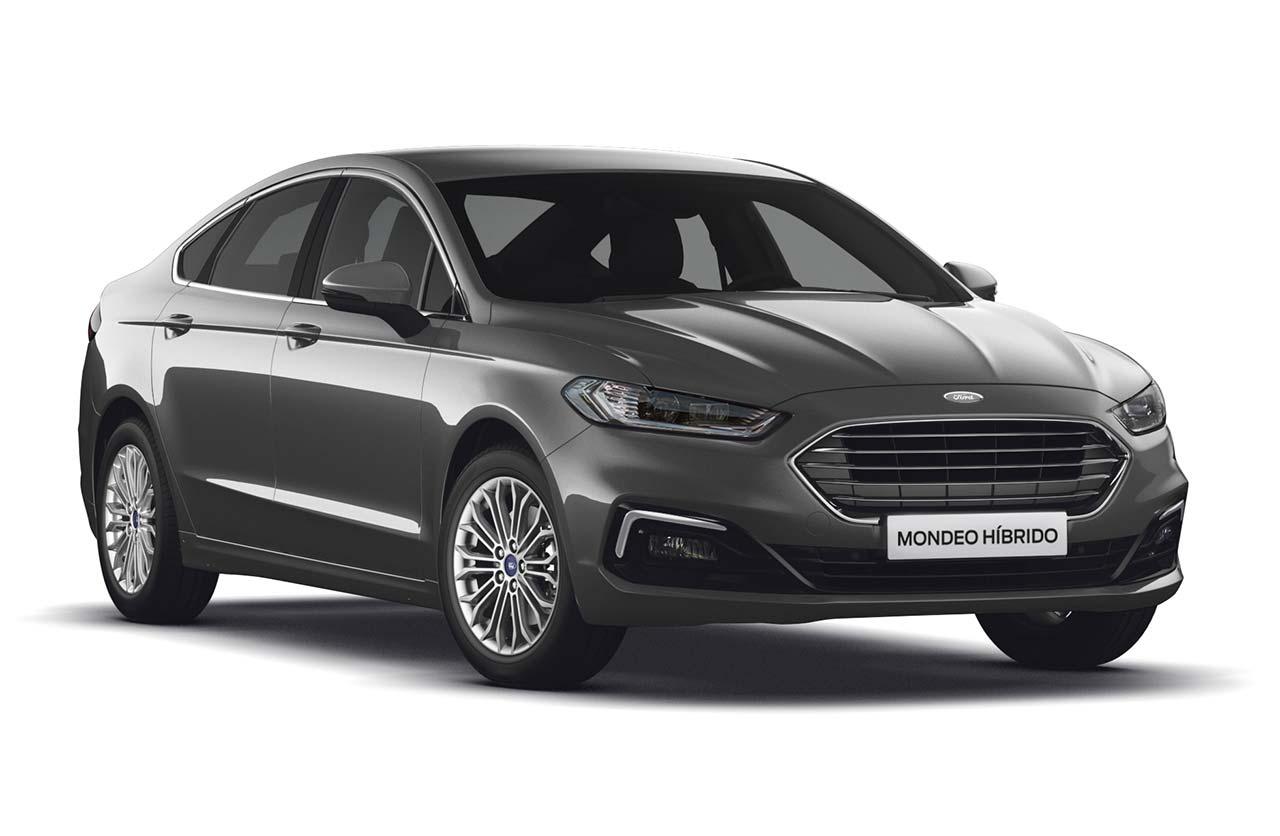 Titanium: Ford lanzó un nuevo Mondeo Híbrido