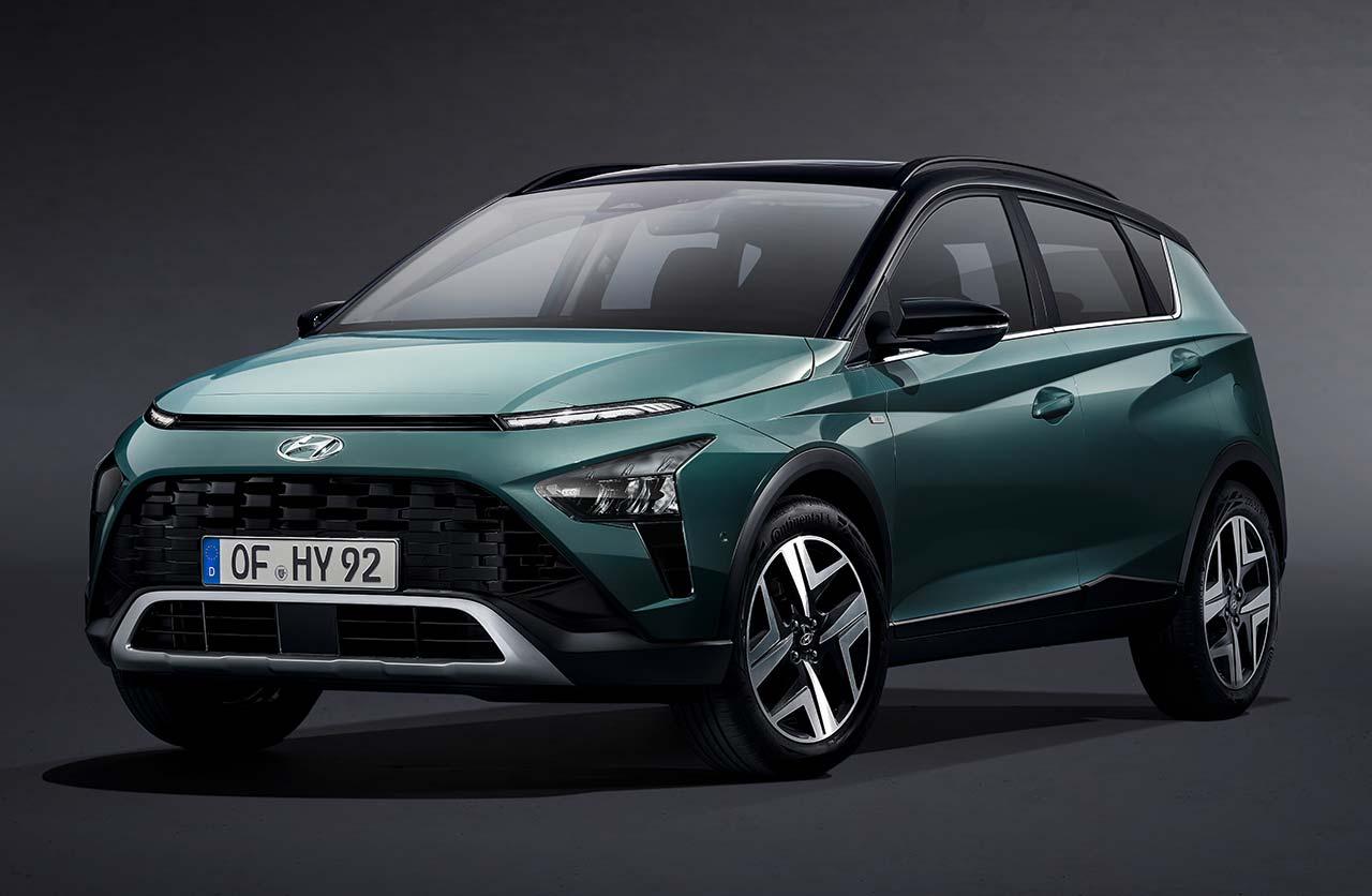 Apuesta SUV: Hyundai presentó el Bayon