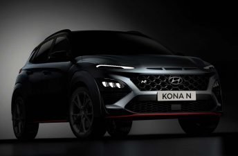 SUV deportivo: Hyundai prepara el Kona N