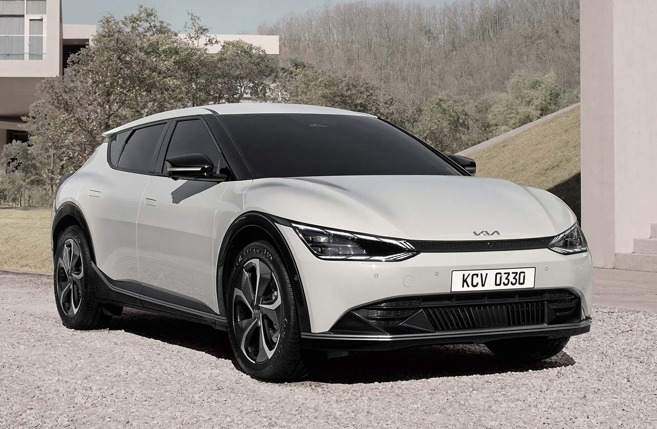 EV6, el nuevo eléctrico de Kia