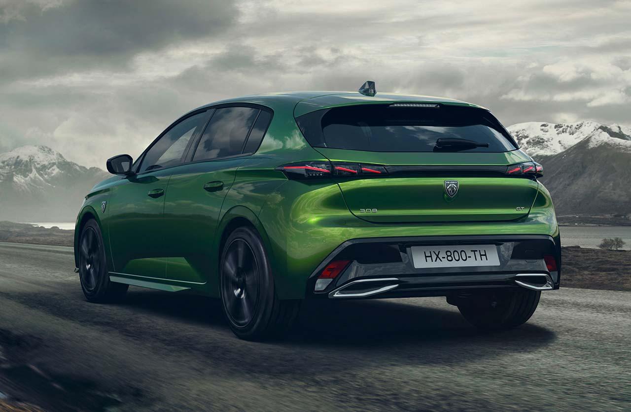 Nuevo Peugeot 308 (2021)