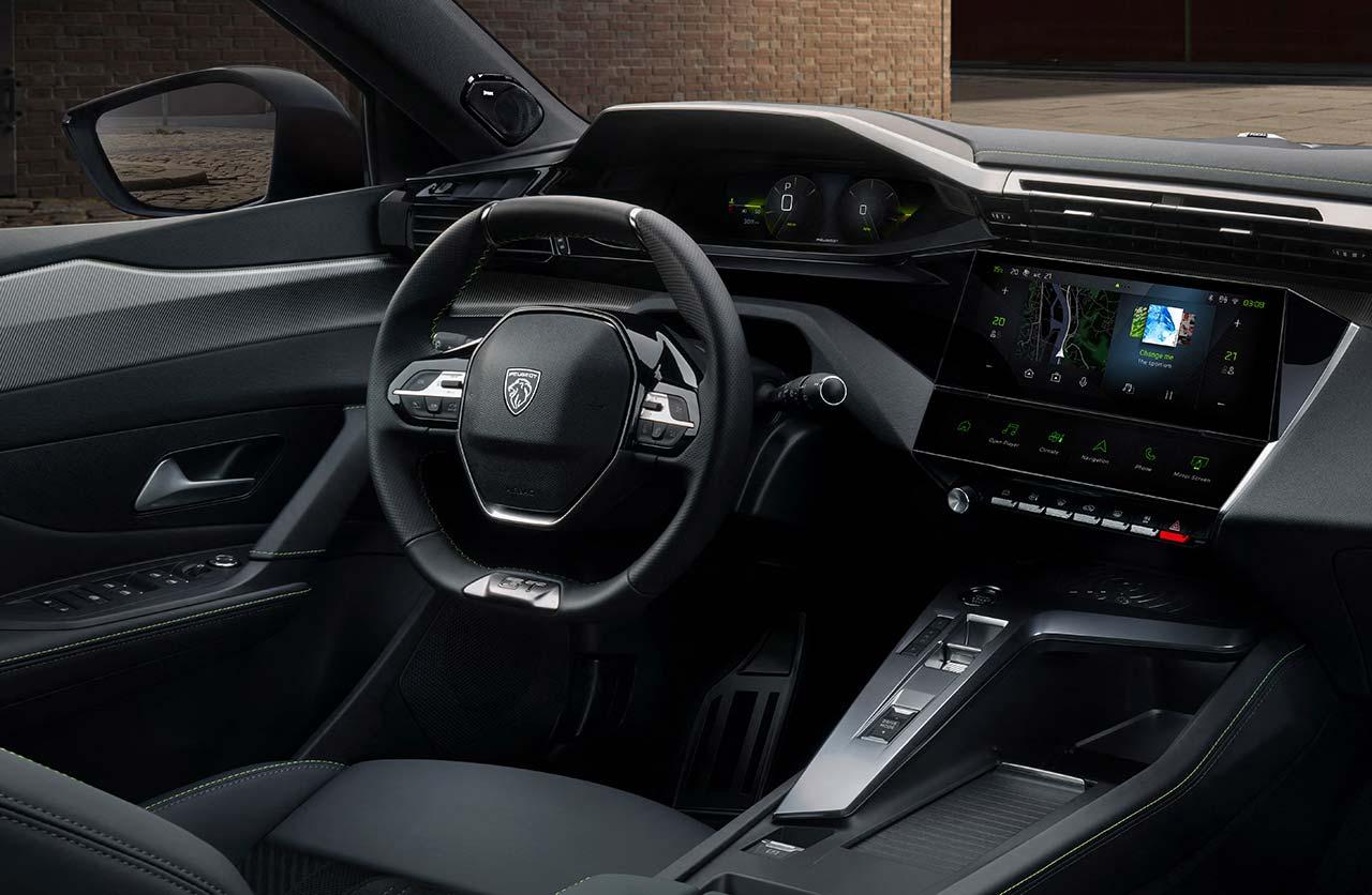 i-Cockpit Nuevo Peugeot 308 (2021)