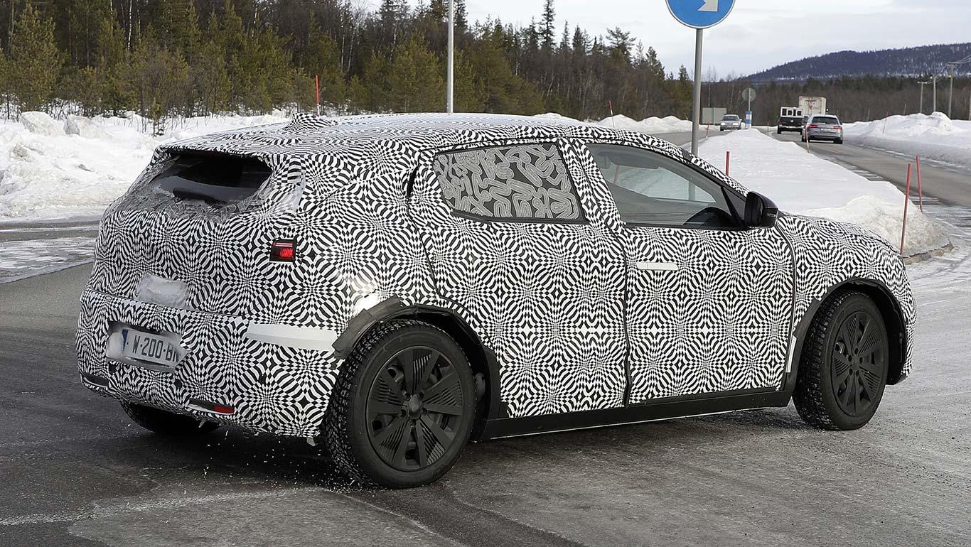 Nuevo Renault Mégane SUV