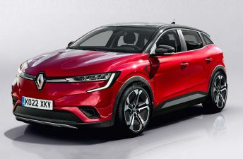 Nuevo Renault Mégane: apuesta SUV
