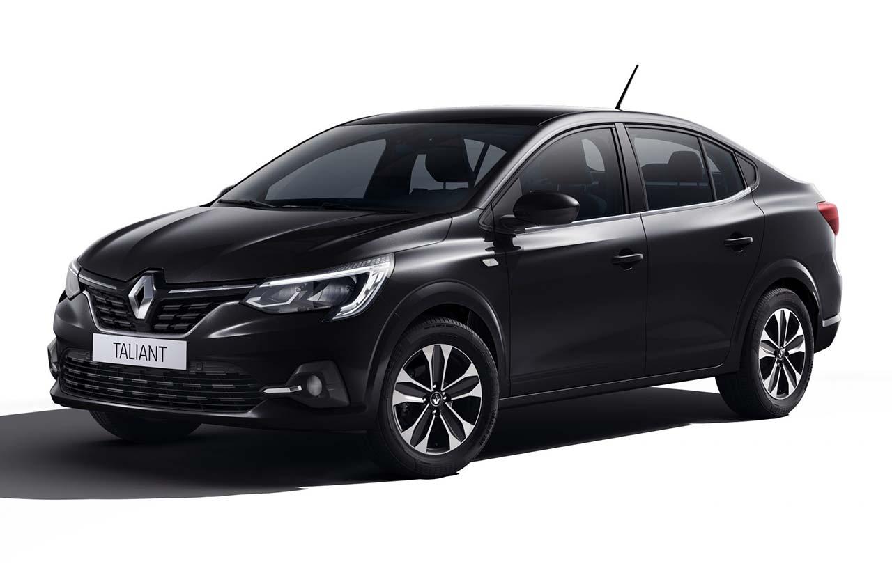 Taliant: así es el nuevo Logan de Renault