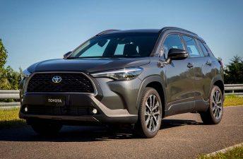 Cómo es el Toyota Corolla Cross para Argentina