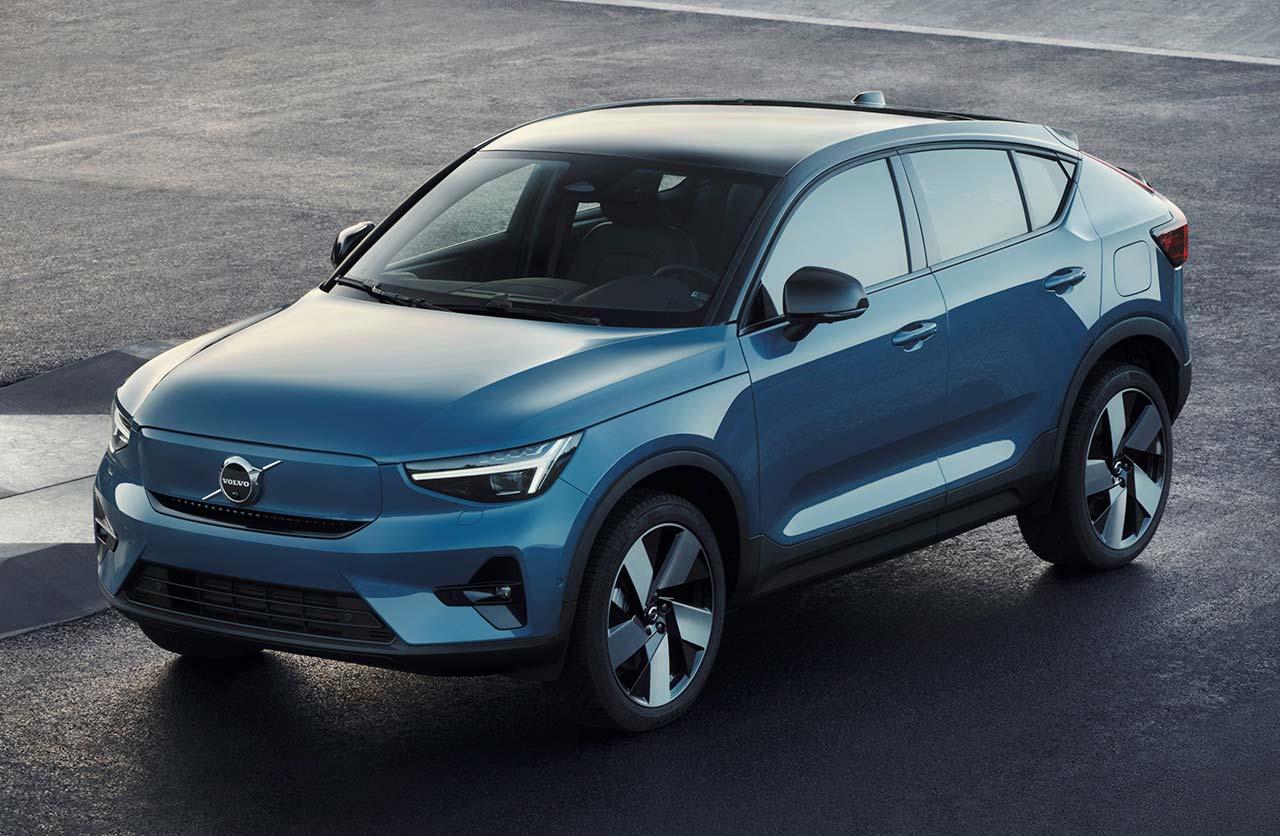 C40 Recharge, el SUV eléctrico y con estilo coupé de Volvo