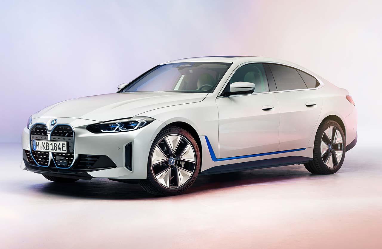 Así es el nuevo BMW i4 (eléctrico)