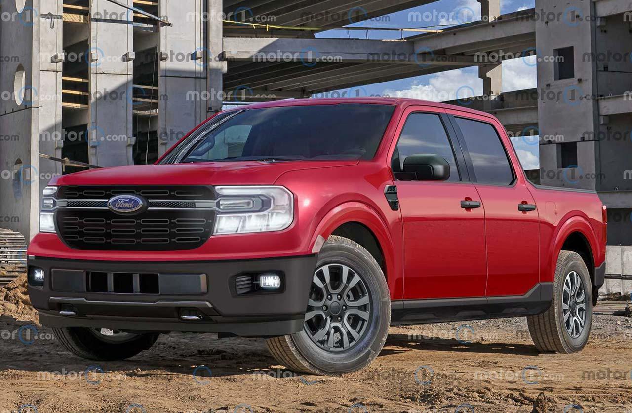 Ford avanza con su pick up Maverick
