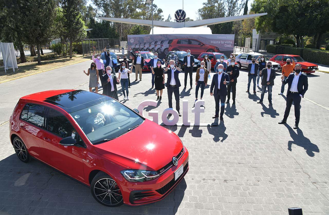 Volkswagen Golf 7 México