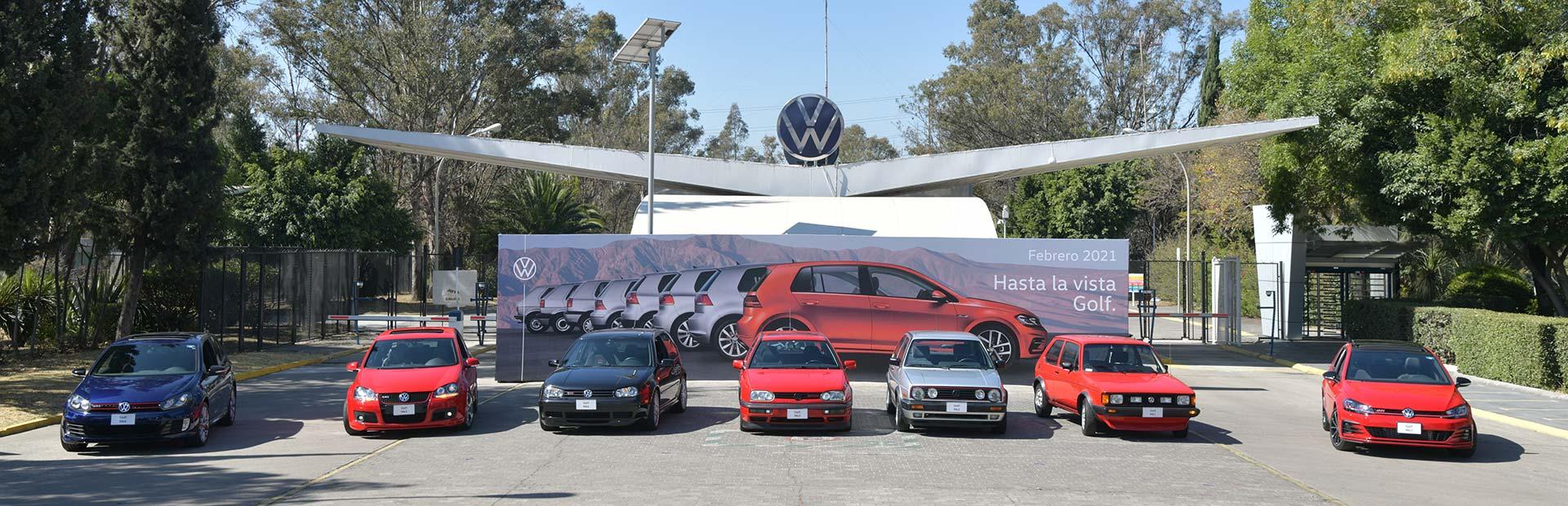 Volkswagen Golf México