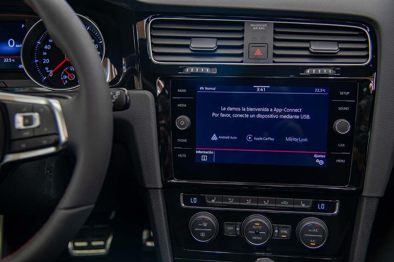 Interior Volkswagen Golf México