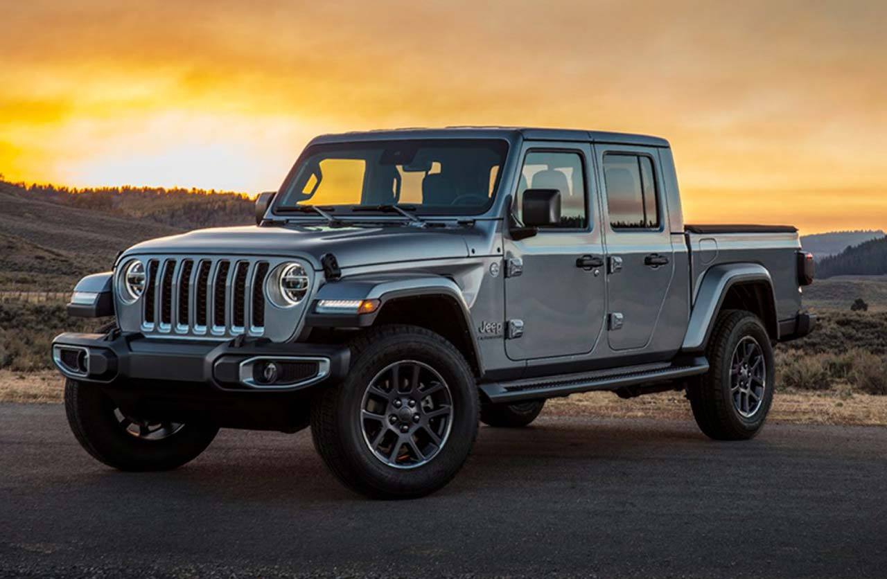 Cómo es el Jeep Gladiator para Argentina