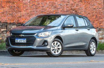 Chevrolet lanzó los Onix LTZ y RS en Argentina