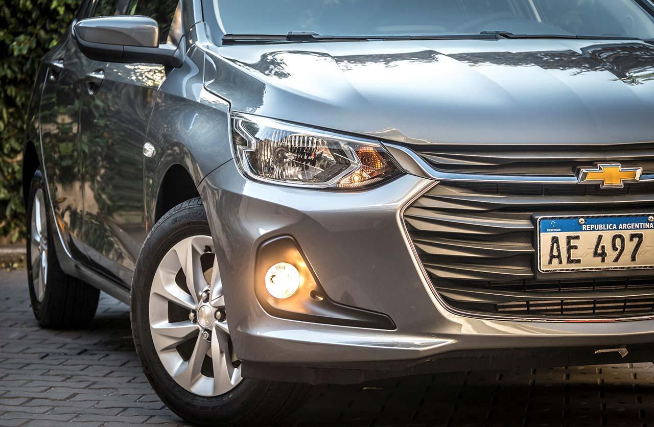 Interior Chevrolet Onix LTZ 2021