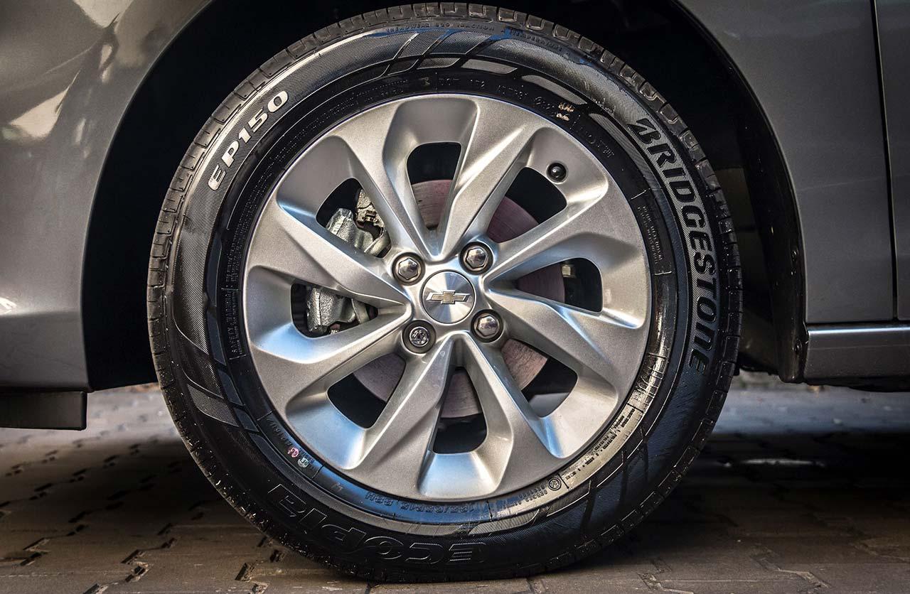 Llantas Chevrolet Onix LTZ 2021