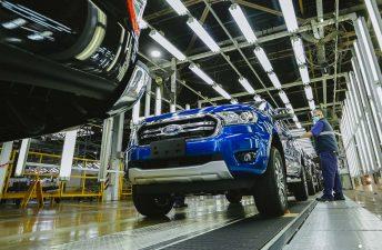 Ranger en Argentina: Ford aumenta producción y suma personal en Pacheco