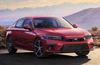 Así es el nuevo Honda Civic