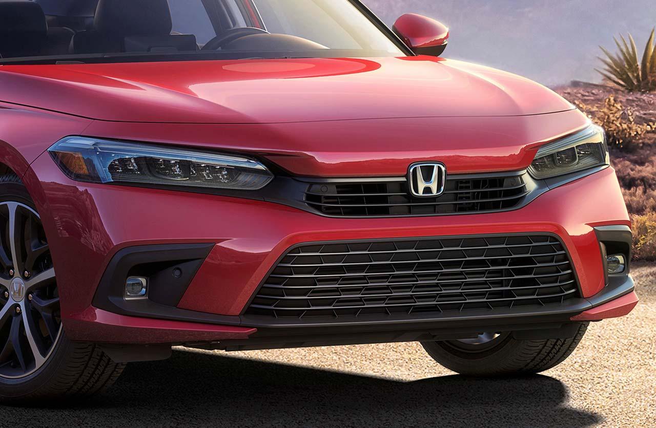 Nuevo Honda Civic Sedán 2022