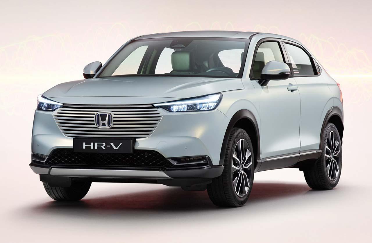 Cómo es la nueva Honda HR-V