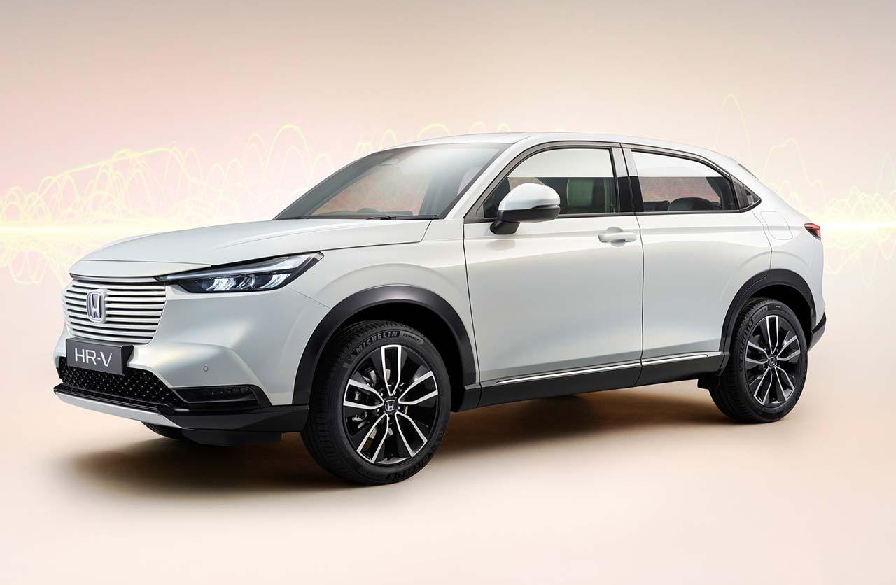 Nueva Honda HR-V 2022
