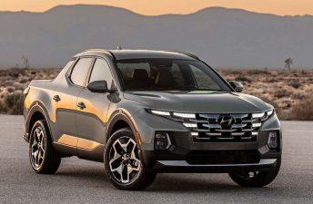 Con ustedes, la nueva Hyundai Santa Cruz